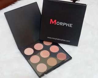 Morphe Blush On Palettes