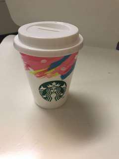 Starbucks 錢甖