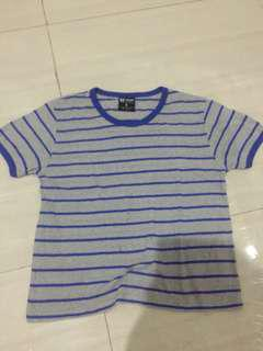 KAOS COTTON ON STRIPES TSHIRT