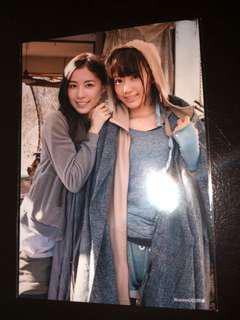宮脇咲良 松井珠理奈 AKB48 我們不戰鬥 僕たちは戦わない 店舖特典生寫