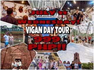 Vigan Day Tour