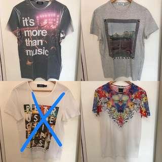 Topman & Zara Tshirt