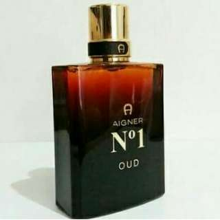 Aigner one oud for man