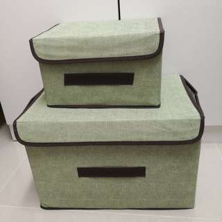 Ximi Voue Storage Box (1 Medium + 2 Small)