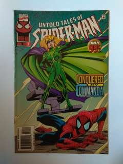🚚 Marvel Untold Tales Of Spider-Man Rare Issue 10