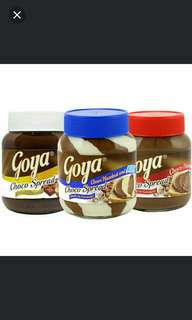 Goya Spread buy 1 take 1