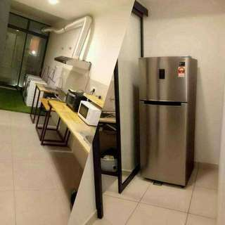 Room for rent cyber jaya Cristal Serin residence only for ladies