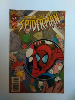🚚 Marvel Untold Tales Of Spider-Man Rare Issue 7