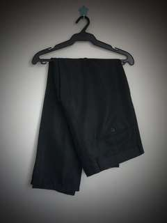 Rafael black slacks size 31 to 34