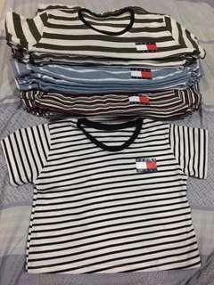 CL STRIPES WITH TOMMY PATCH