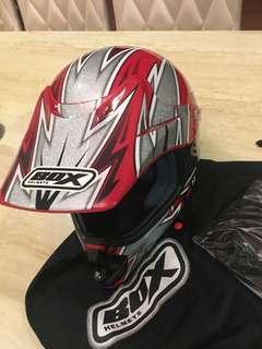 Helmet motocross/scrambler