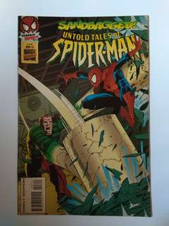 🚚 Marvel Untold Tales Of Spider-Man Rare Issue 3