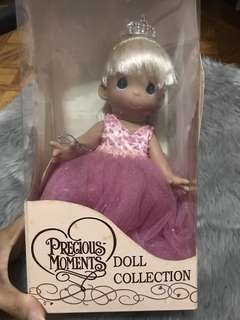 Precious Moments Princess Doll Collection