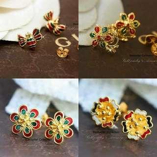 Earrings Medication Medicine Sukhothai