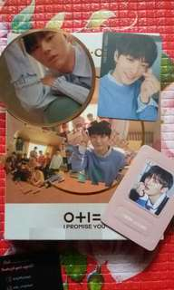 WTT WANNAONE I PROMISE YOU AND UNDIVIDED