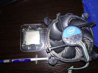 Intel 2nd Gen i3-2100 CPU/ Processor