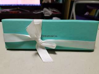Tiffany & Co. Pen gift.