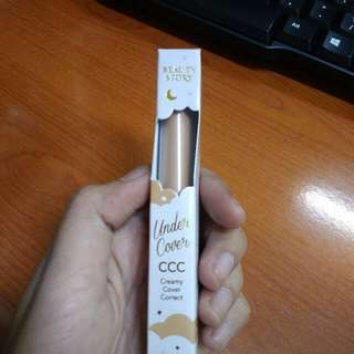 Beauty Story Undercover CCC Waterproof Concealer