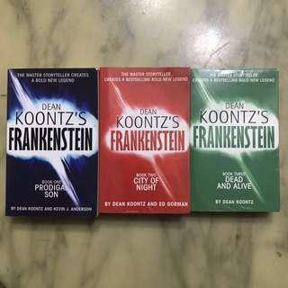 Frankenstein Series (Dean Koontz) - Book 2