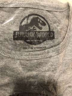 Jurassic world fallen kingdom limited edition tee shirt