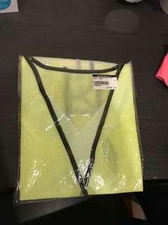 Safety vest brand new
