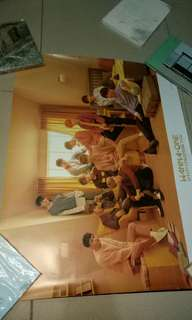 Wanna One IPY Posters