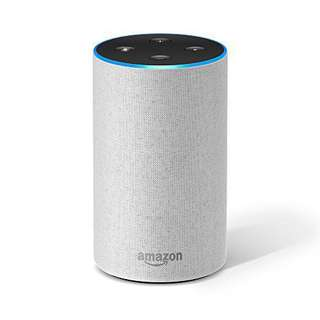 Amazon Echo (2nd Generation) - Sandstone Fabric