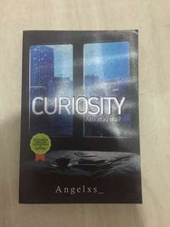NOVEL CURIOSITY WATTPAD