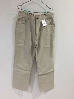 012 BURBERRY JEANS