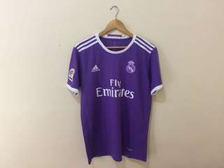 Jersey GO Real Madrid Away 2016