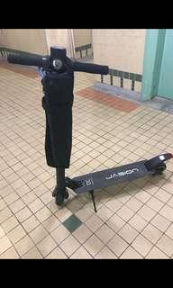 Es pro電動滑板車