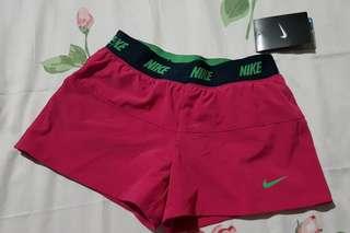 Nike Girls Shorts - Garterized Pink (Original)
