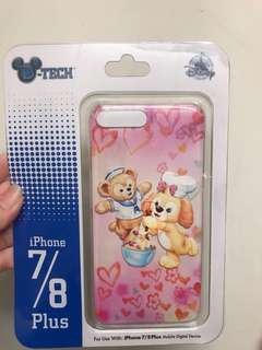Duffy new friends cookie iphone7 plus case