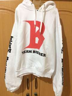 Team bieber hoodie h&m ORI