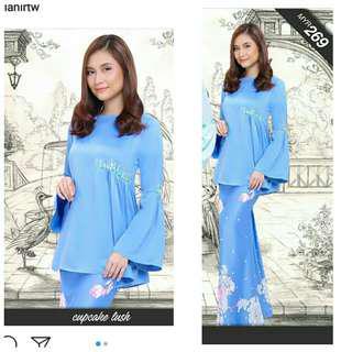 Baju Kurung Ariani RTW