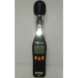 美國Extech熱應力指數測定儀HT30(溫溼度計)