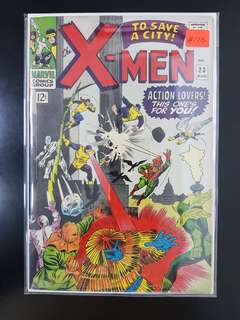 X-Men (vol.1) #23: