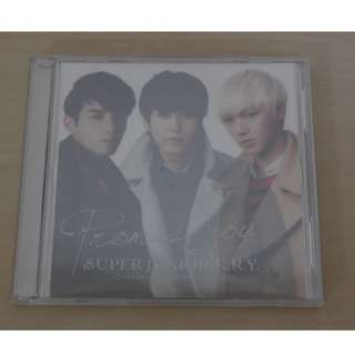 [CD UNSEALED/NO PHOTO CARD/SMALL SRATCHES][READY STOCK]SUPER JUNIOR K.R.Y JAPAN SINGLE CD+DVD; ORIGINAL FR JAPAN (PRICE NOT INCLUDE POSTAGE)PLEASE READ DETAILS FOR MORE INFO; POSLAJU:PENINSULAR AREA :RM10/SABAH SARAWAK AREA: RM15