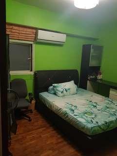 F/F Room 7mins to Buangkok MRT