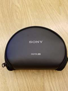 Sony noise cancelling headphone - wired