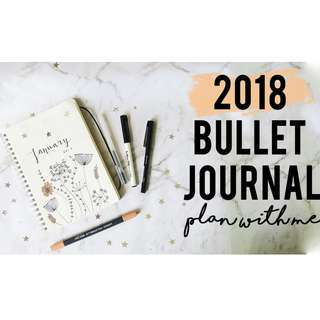 🌸Bullet Journal Starter Kit