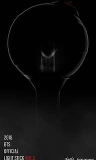 [GO] BTS OFFICIAL LIGHTSTICK VER.3