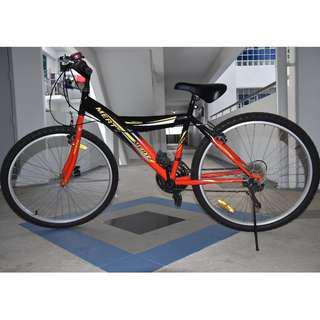 Mertz (Gear Bicycle) (URGENT!)