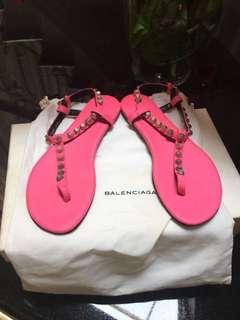 Authentic Balenciaga Sandals
