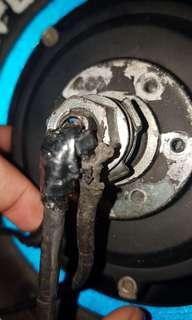 Esccoter repair