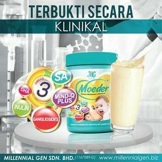 Moeder Milk Boooster