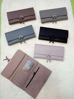 Korean Wallets (Many designs)
