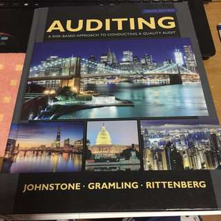 Auditing: A Risk Based-Approach to Conducting a Quality Audit 10th Edition