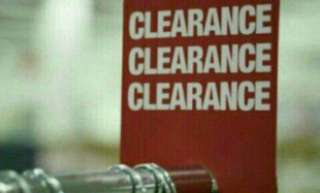 Shop clearance. All must go asap. Need funds.
