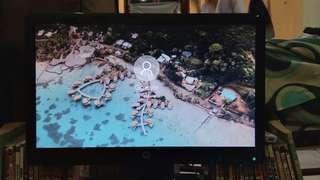 Monitor LED HP 20 inch